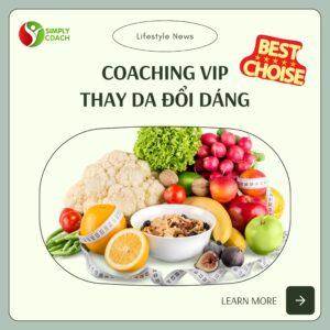 Coaching VIP Thay Da Đổi Dáng